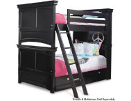 shop Twin-Bunkbed---Black