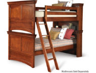 Twin Bunkbed - Cherry