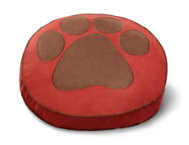 Cinnabar Round Pet Bed