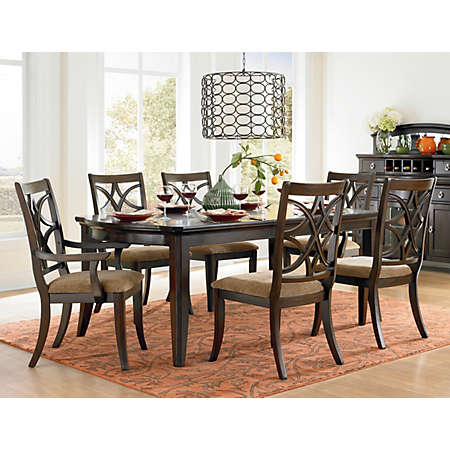Keegan Dining Collection | Casual Dining | Dining Rooms | Art Van ...
