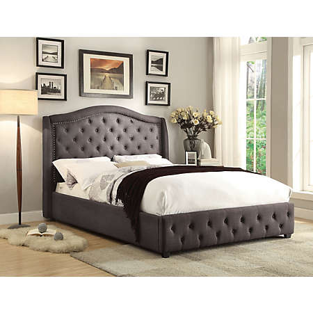 Monroe Collection | Upholstered Beds | Bedrooms | Art Van ...