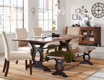 Natural Loft Dining Collection Casual Dining Dining Rooms