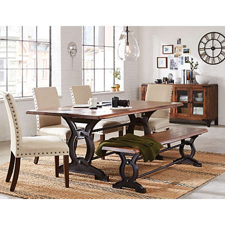 Natural Loft Dining Collection Casual Dining – Art Dining Room Furniture