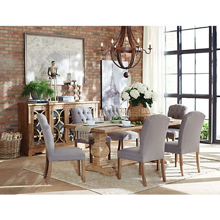 san rafael dining collection | casual dining | dining rooms | art