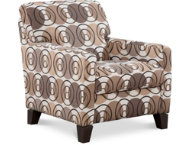 Coco Fabric Club Chair