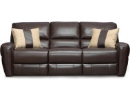 Leather-Reclining-Sofa
