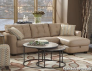 Dante 2 Piece Sectional