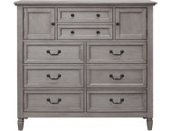 Lakeshore Grey 8Dr Chest