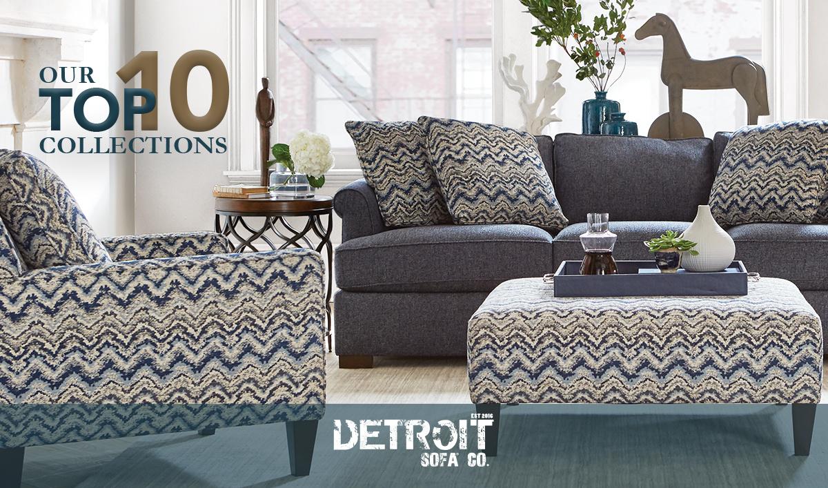 Art Van Top 10 Furniture Collections