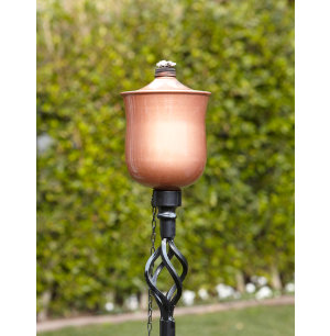 4 Pack Tulip Copper Torches