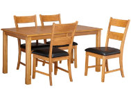 shop 5pc-Leg-Table-DiningSet