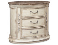 shop Empire-II-3Dr-Oval-Nightstand