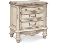 Empire-II 3 Drawer Nightstand