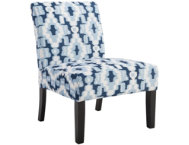 shop Jazmin Sky Accent Chair