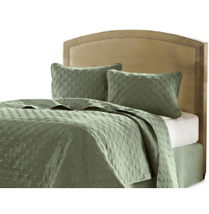 Newport Queen Coverlet Set