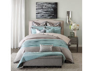 shop 9pc King Tranquil Comforter