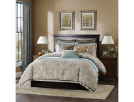 shop 9pc Westminster King Comforter