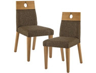 Metro Dining Chair (Set of 2)