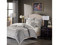 shop 8pc Savoy Queen Comforter Set