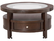 Marlon Round Cocktail Table