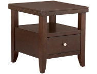 Marlon Drawer End Table