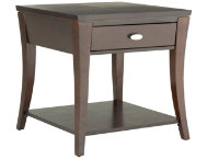 Manhattan-Square-End-Table