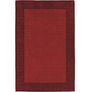 Regency Red 5'x7'9  Rug