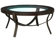 Onslow Round Cocktail Table