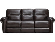 Rico Power Leather Rcl Sofa