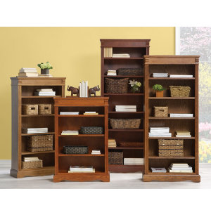 Deluxe Bookcase Colllection