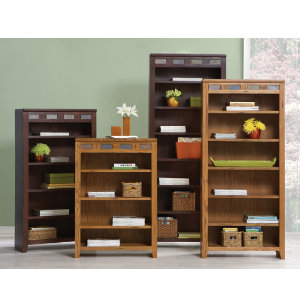 Rustic Bookcase Collection