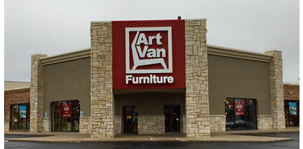 art van furniture store 40 in portage mi kalamazoo store 40