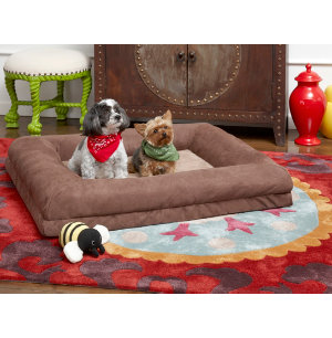 Tahoe Rectangular Pet Bed