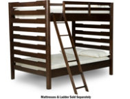 Twin XL Over Twin XL Bunk Bed