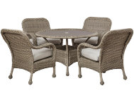 shop San Martin II 5pc Dining Set