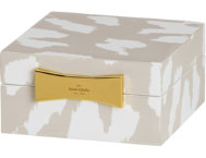 kate spade Animal Print Box