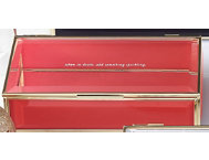kate spade Red Out of Box