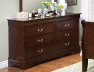 Philippe 6 Drawer Dresser