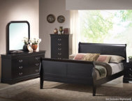 Philippe 6pc King Bedroom Set