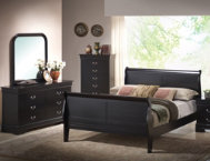 Philippe 7pc Qu Bedroom Set