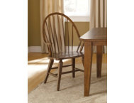 Windsor Arm Chair -Rustic Oak