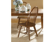 Windsor Side Chair -Rustic Oak