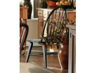 Windsor Side Chair - Black