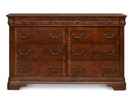 Alexandria 8 Drawer Dresser