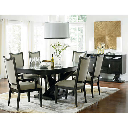 parkside dining table - art van furniture