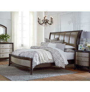 Sunset Boulevard Collection Master Bedroom Bedrooms Art Van Furniture