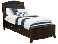 Avalon Twin Bed 1-Side Storage