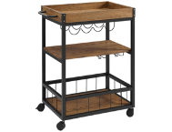 shop Austin Kitchen Cart