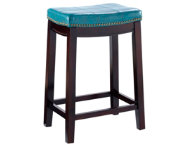Claridge Blue Counter Stool