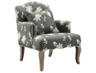 shop Emily Floral Arm Chair